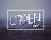 Orpen Film Co - Logo