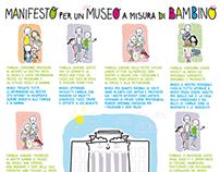 La giornata nazionale delle famiglie al museo F@Mu