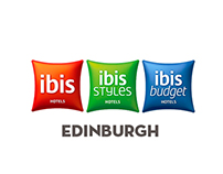 ibis - Edinburgh
