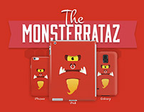 The Monsterrataz: Mr. Zimri J. Monster