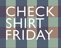 Check Shirt Friday