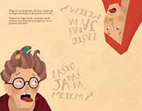 Illustrations for Children's book