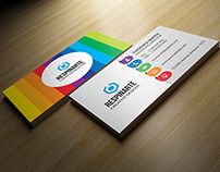 Corporate Business Card - RA63