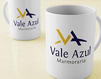 Identidade Visual - Vale Azul Marmoraria