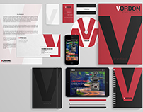 CI Guideline / BrandBook for Vordon corporation