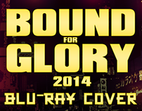 TNA Bound for glory 2014 Blu-ray cover