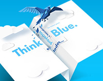 Volkswagen - Think Blue. Website