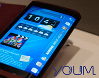 Utilities Design for Samsung Galaxy Youm