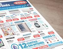 Retail para Rodo - Tienda de artículos para el hogar.