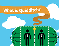Quidditch Explanation Leaflets