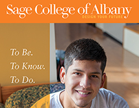 The Sage Colleges Admission Event Materials