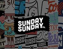 Sunday Sunday Co. APPAREL DESIGN