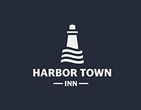 Logo for HARBOR TOWN INN