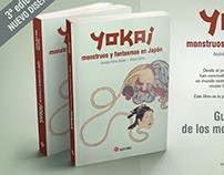 YOKAI (bookcover re-design)
