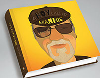 Book Design - A Boy Called Mannie