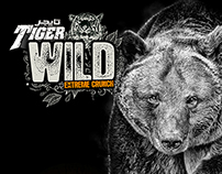 tiger wild packaging