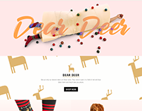 One Two Sock New Arrivals UI/UX