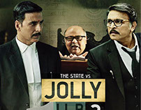 Jolly LLB 2 Posters