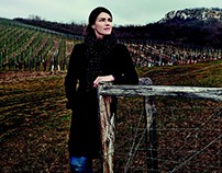 Alžběta Gala - Gala Vinary / Interview for ZEN