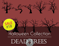 Sale#18: Halloween Collection - Dead Trees