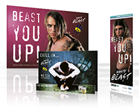 drupa 2004 | The Nasty Beast Campaign