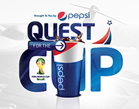 Food Service Activation - Pepsi and 2014 World Cup