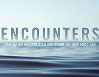 Encounters - series branding