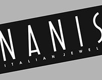 NANIS Italian Jewels - LOGO