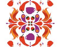 Tea patterns