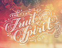 Fruit of the Spirit Lettering Series