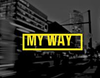 MY WAY // Self promotion