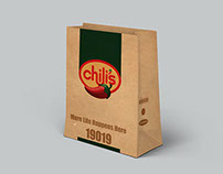 chili's delivery bag