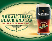 Visibility Campaign - The All-Irish Black and Tan
