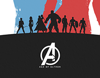 Avengers 2: AOU Poster