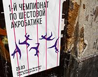 Чемпионат по шестовой акробатике