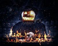 The Pumpkin's Halloween !