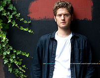 KYLE SOLLER, ACTOR - Editorial for 1883magazine.com