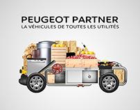 """Peugeot """"Partner"""""""