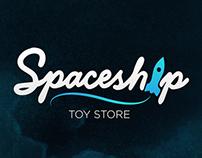 Spaceship - Online Toy Store