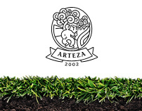 Arteza website