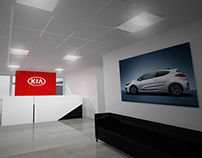 KIA Motors_Office visuals_WIP