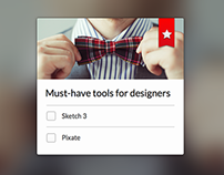 Must-have tools for designers