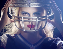 CoverGirl/NFL: Content Campaign.