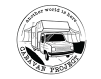 Caravan Project | Plot & ID design, Web production