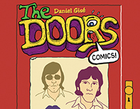 The Doors comics