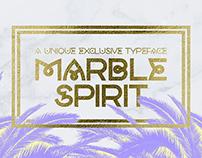 Marble Spirit Typeface