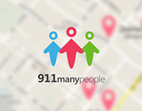 911 many people