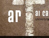 Cartel Art al carrer, Universidad de Valencia