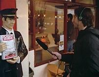 A Camera, A Sound Recorder & A Question