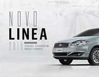 Fiat - Novo Linea 2015